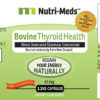 Bovine Thyroid Health Capsules 65mg